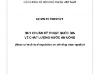 QCVN-01:2009/BYT