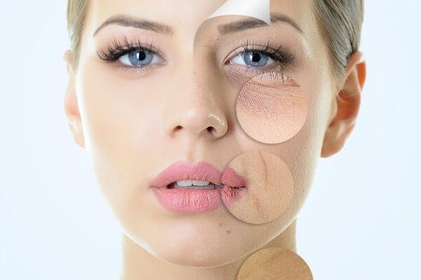 Antioxidant có tác dụng tích cực với làn da