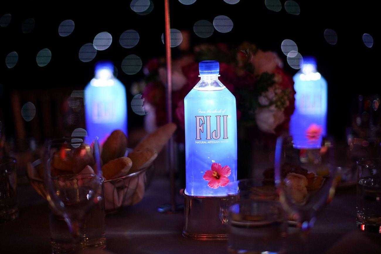 FIJI Water là loại nước chứa hàm lượng silica đáng ngưỡng mộ nhất hiện nay