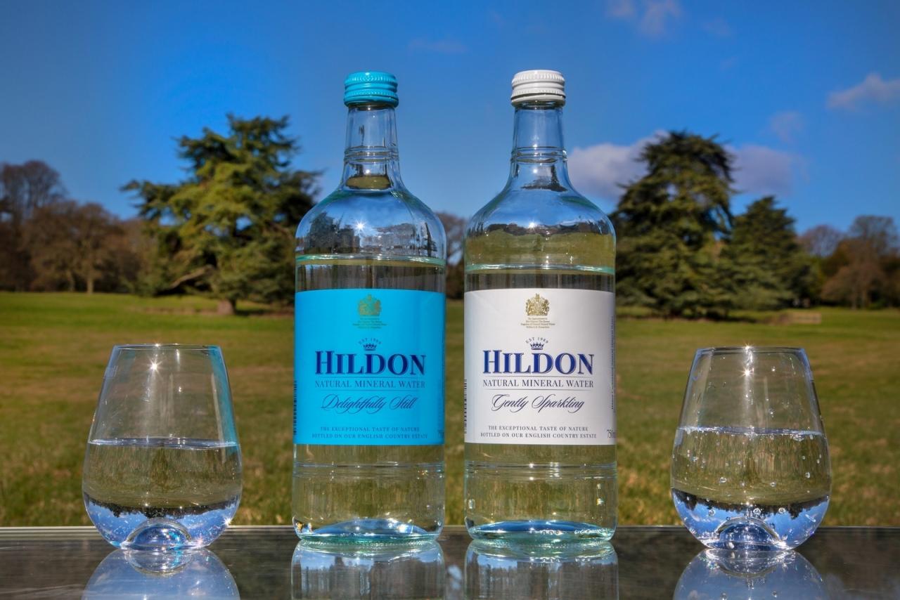 Hildon được xem như biểu tượng của hoàng gia