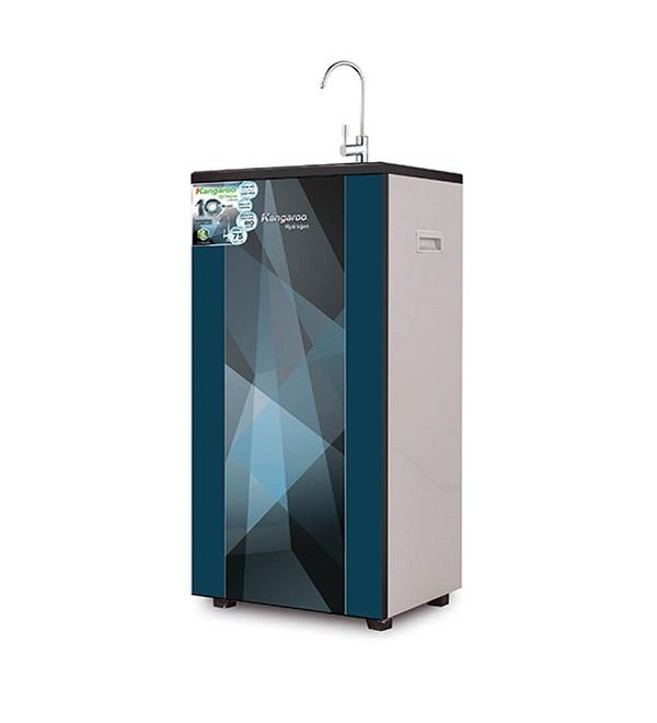 Máy lọc nước Hydrogen Kangaroo KG100HG có thiết kế hiện đại