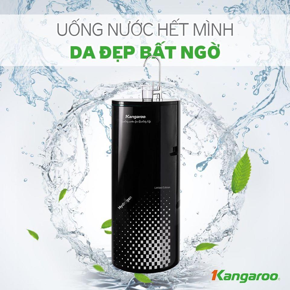 Máy lọc nước Kangaroo là sản phẩm được người tiêu dùng đánh giá cao