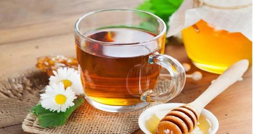 Nước mật ong - giúp giảm mệt mỏi, nôn do say rượu