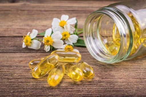 Vitamin E là một nhóm Antioxidant
