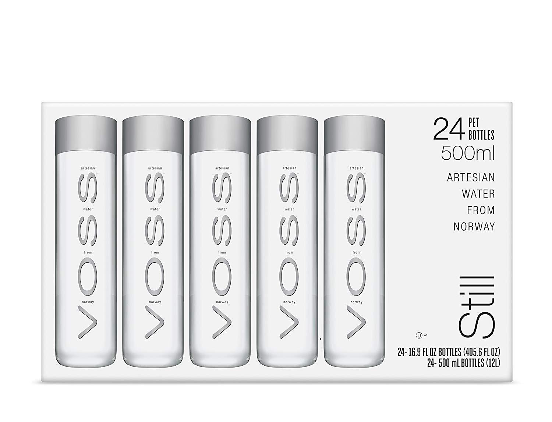 Voss là nước khoáng giải nhiệt tinh khiết tuyệt đối