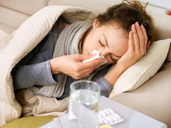 Cơ thểbị nhiễm axit sẽ làm suy giảm hệ miễn dịch suy yếu dễ mắc các bệnh nguy hiểm