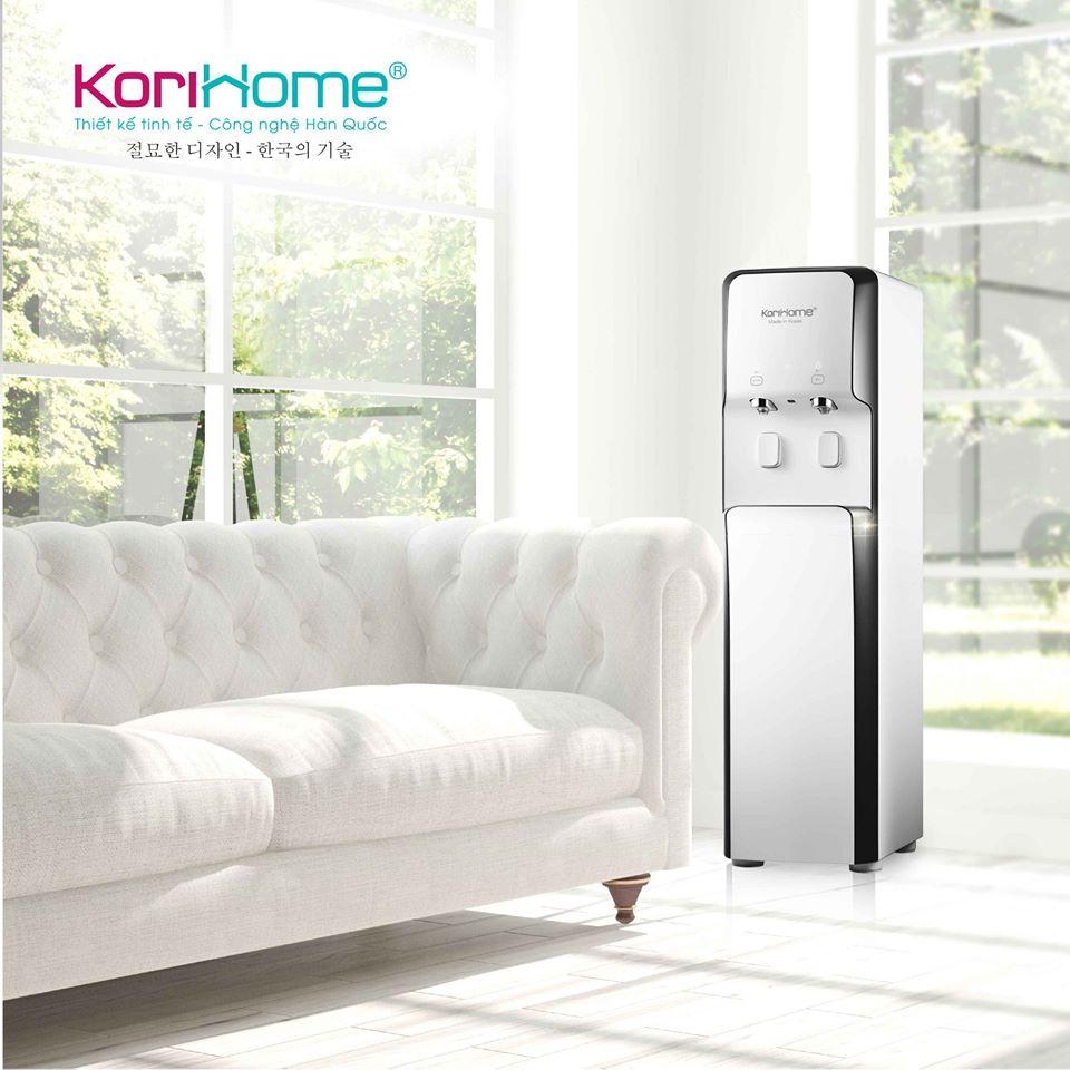KoriHome là một thương hiệu uy tín trong lĩnh vực sản xuất và phân phối các sản phẩm như điện gia dụng, máy lọc nước