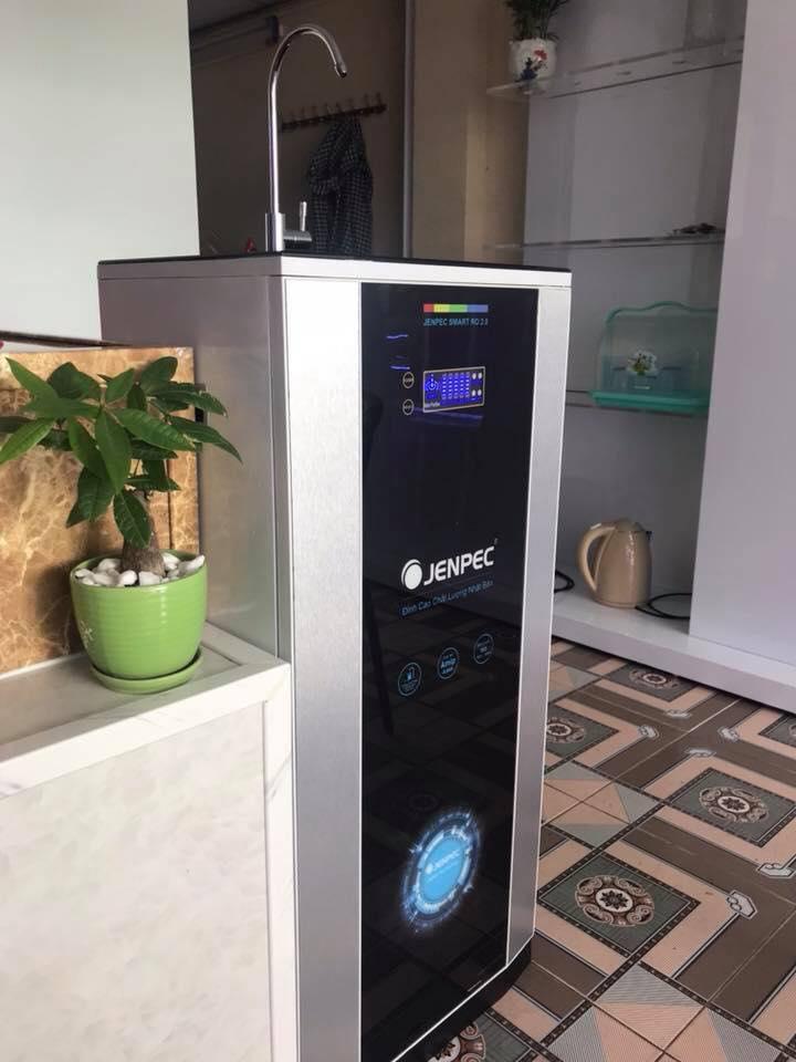 Máy lọc nước Jenpec với đa dạng các tính năng, tiết kiệm điện năng