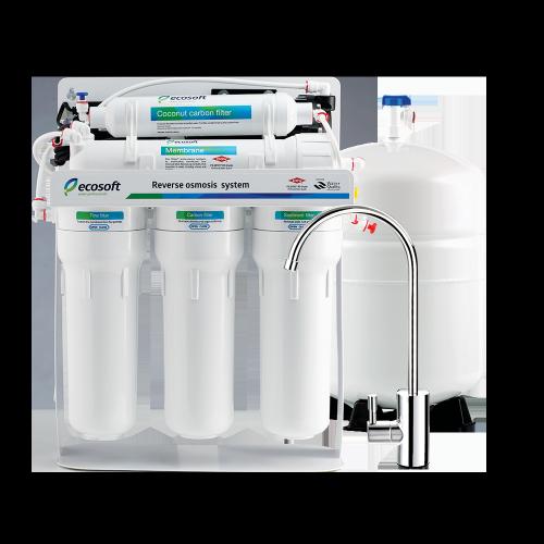 Máy lọc nước Nano Eco 4 Ecosoft an toàn với người sử dụng