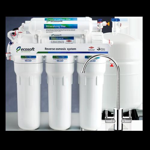 Máy lọc nước Ecosoft được kiểm nghiệm bởi các tiêu chuẩn nghiêm ngặtcủa châu Âu