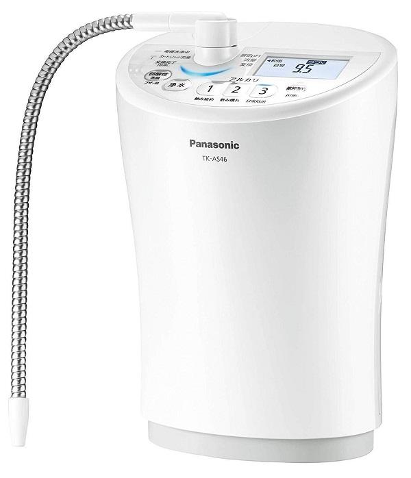 Máy lọc nước Panasonic TK-AS46 nhỏ gọn, hiện đại