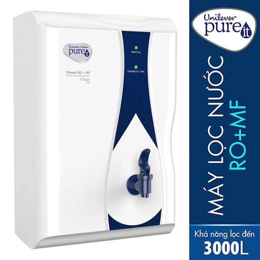 Máy lọc nước pureit Casa RO+MF