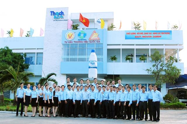 Thạch Bích là thương hiệu do chính người Việt sáng lập ra