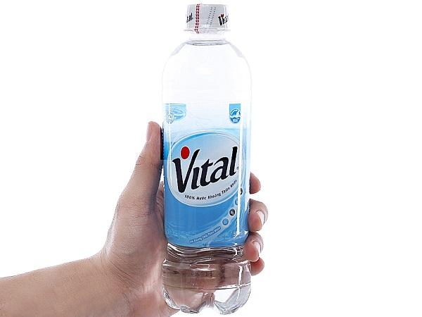 Nước khoáng Vital loại 500ml/chai