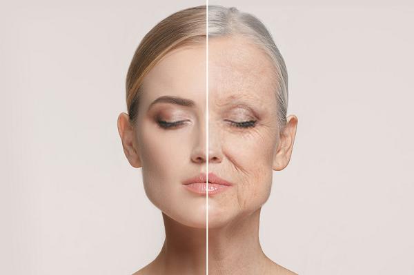 Quá trình oxy hóa xảy ra với làn da chúng ta