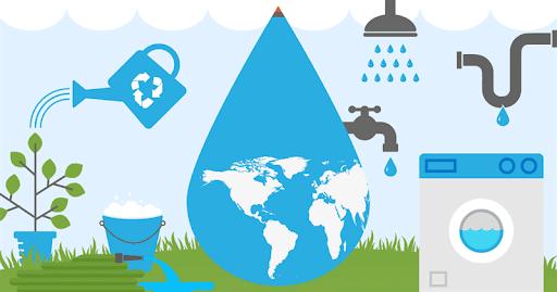 Tiết kiệm nước là nhiệm vụ của toàn dân