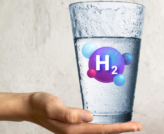 Nước giàu hydrogen có rất nhiều công dụng với sức khỏe con người