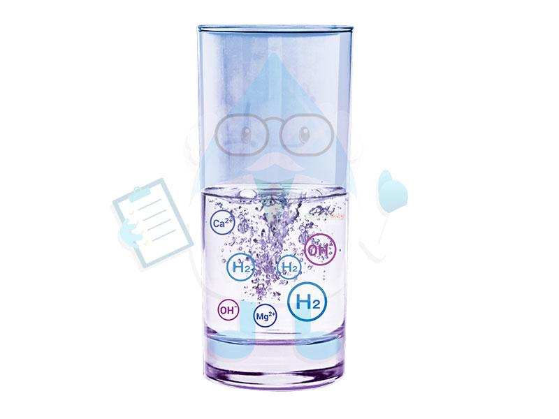 Nước điện giải ion kiềm cung cấp năng lượng cho cơ thể nhanh chóng