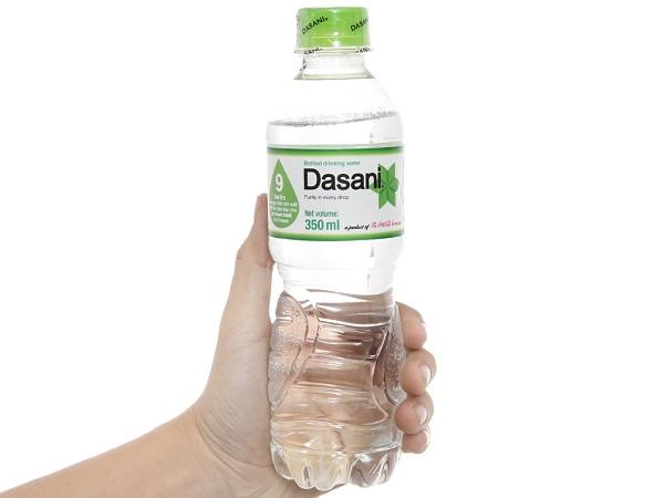 Nước khoáng đóng chai Dasani 350ml