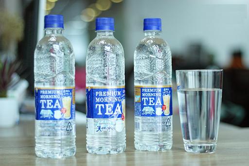 Nước lọc với vị trà sữa trở nên nổi tiếng và được lan truyền rất nhanh trong cộng đồng giới trẻ