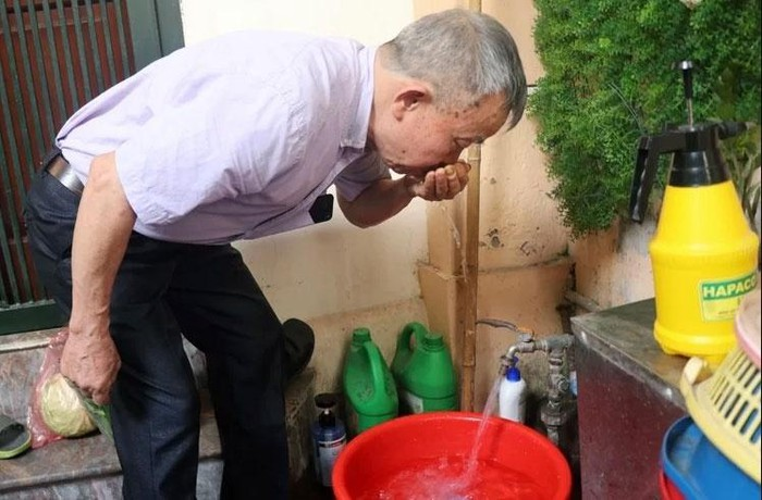 Nhu cầu sử dụng nước sạch sinh hoạt của người dân có xu hướng tăng cao