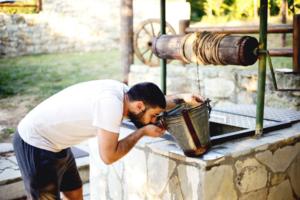 Nguồn nước ngầm có lượng khoáng chất cao