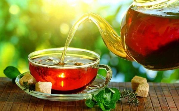Uống trà đường đem đến nhiều tác dụng tuyệt vời cho sức khỏe