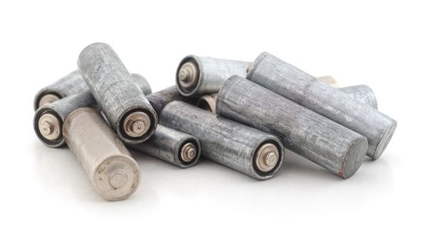 Trong pin có chứa rất nhiều Cadmium độc hại