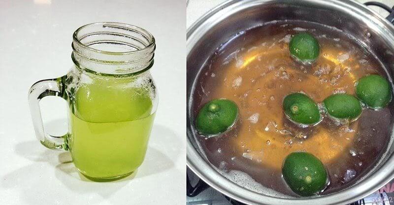 Chế biến nước vỏ chanh khá đơn giản