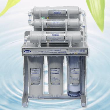 Máy lọc nước SkyTech HT-1095S có thiết kế nhỏ gọn