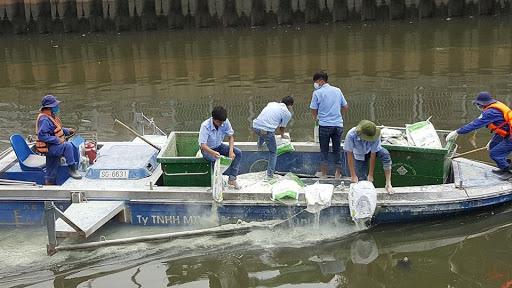 Tăng cường công tác bảo vệ môi trường nước