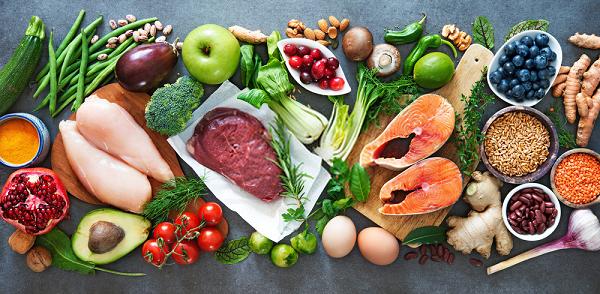Tập cho mình một thói quen ăn uống lành mạnh sẽ hiệu quả cho sức khỏe đời sống