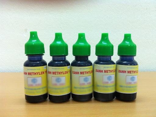 Thuốc xanh Methylen hiện nay trên thị trường