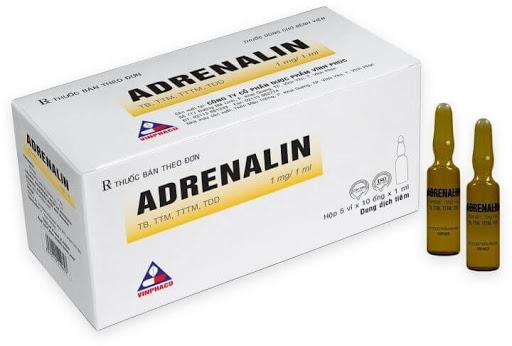 Thuốc Adrenaline có những tác dụng gì?