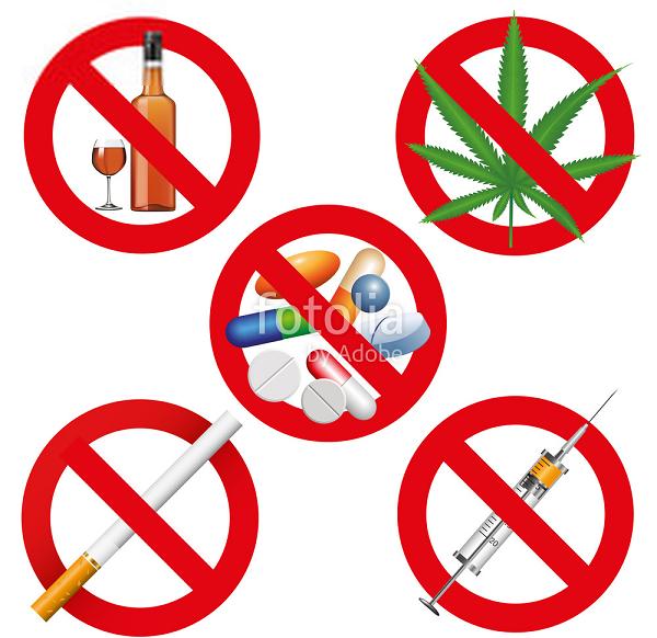 Tránh xa rượu bia, chất kích thích là cách bảo vệ bản thân tốt nhất