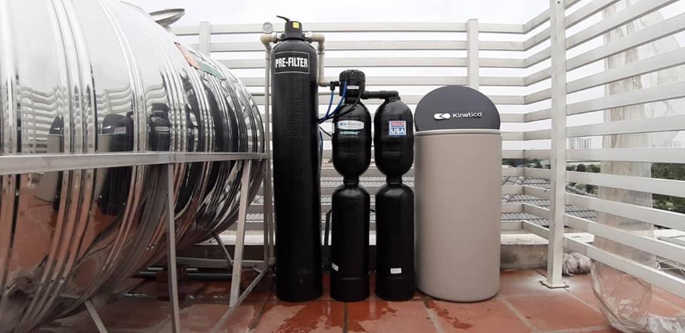 Xử lý nước nhiễm nitrite bằng hệ thống lọc nước gia đình