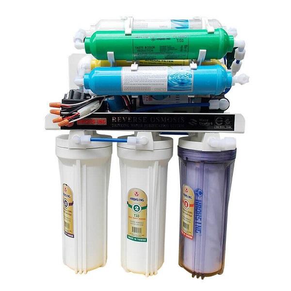 Máy lọc nước thương hiệu Haohsing đang được rất nhiều người ưa chuộng