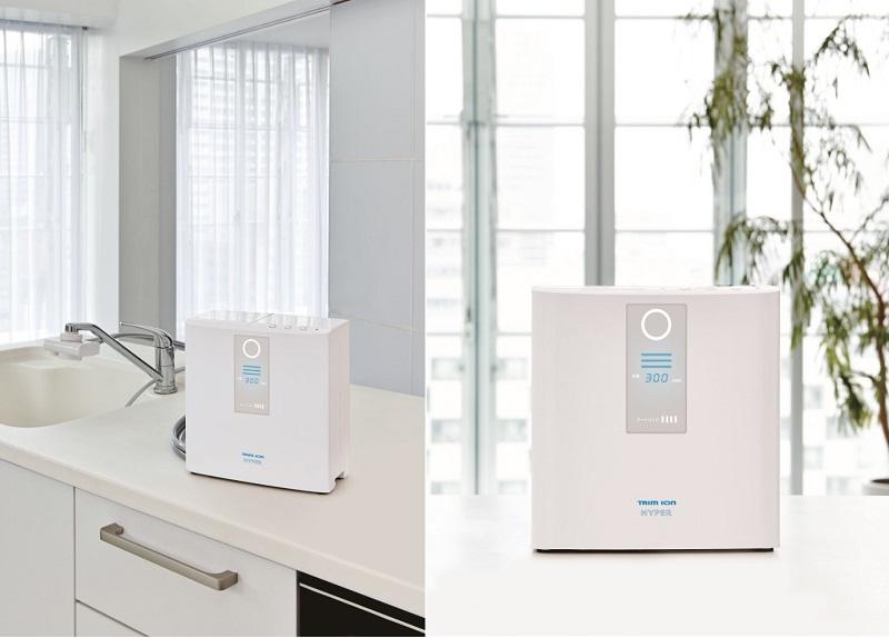 Máy lọc nước Trim ion Hyper luôn được người các gia đình tin dùng