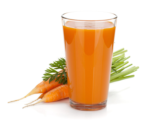 Cà rốt là một trong những thực phẩm nhiều vitamin A
