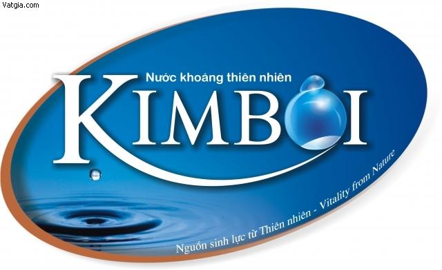 Nước khoáng thiên nhiên Kim Bôi