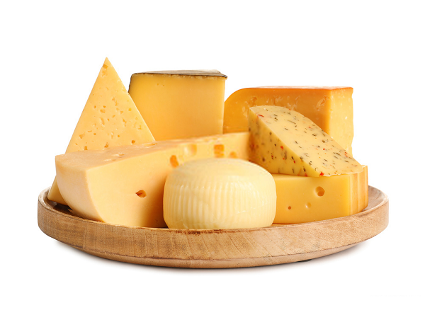 Phomai chứa ít calo gây béo phì