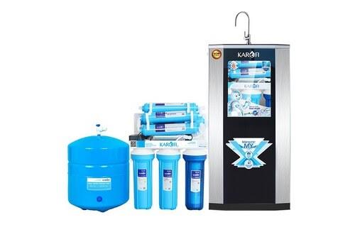 Máy lọc nước Karofi KSI80 an toàn, hiện đại